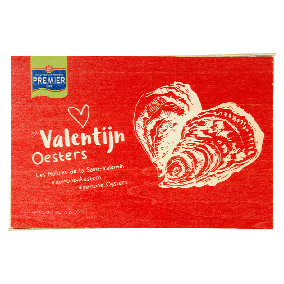 OESTERS VALENTIJN INCL MES