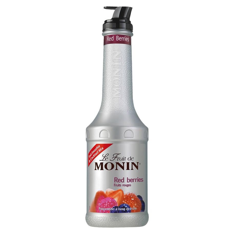 LE FRUIT DE MONIN RED BERRIES