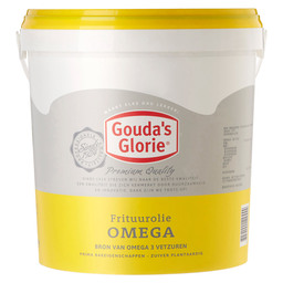 FRYING OIL OMEGA GOUDA'S GLORIE