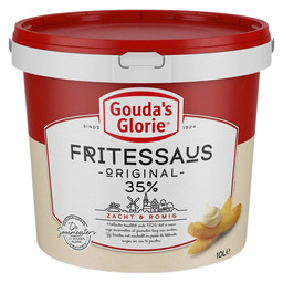 FRITESSAUS ROOD 35% ZACHT & ROMIG