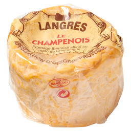 LANGRES AU MARC CHAMP AFFINE AOP