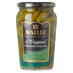GHERKINS EXTRA FINE MAILLE