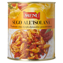 ISOLANA SAUS - SUGO ALL'ISOLANA