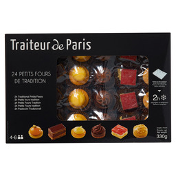 PETITS FOURS TRADITION X24