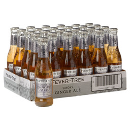 SMOKY GINGER ALE FEVER-TREE 20CL