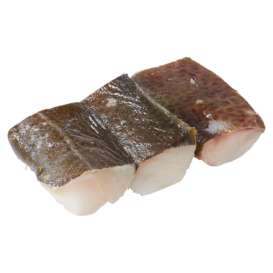 COD LOINS WITH SKIN