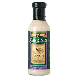 RANCH ITALIAN CHEESE  CARDINI'S DRESSING