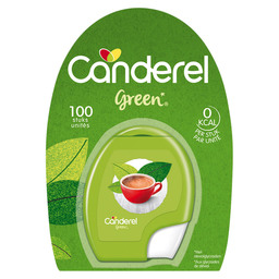 STEVIA CANDEREL GREEN PURE VIA TABLET