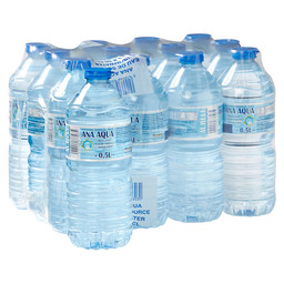 ANA AQUA WATER 50CL