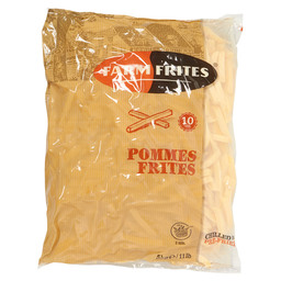 CHIPS CHILLED 10 MM 2X5 KG