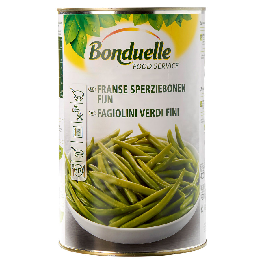 GREEN BEANS ZF FRENCH