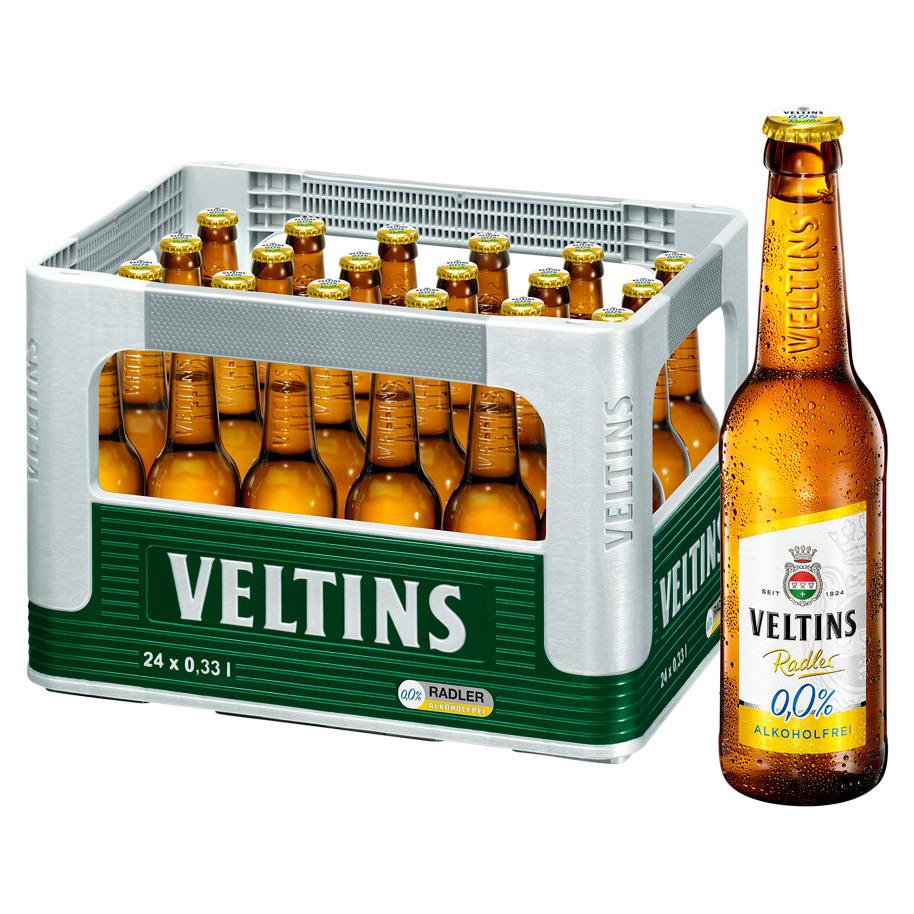 VELTINS RADLER 0.0% 33CL