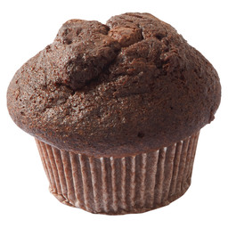 MUFFIN DOUBLE.CHOCOLAT