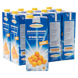 ORANGE JUICE 1,5L FRUIT ACTION