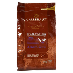 CHOCOLAT LAIT ORIGIN CALLETS JAVA