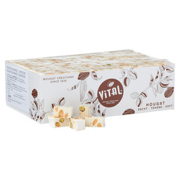 NOUGAT WITH ALMONDS & VANILLA