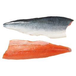SALMON FILLET M / V TRIM C OF 4/5