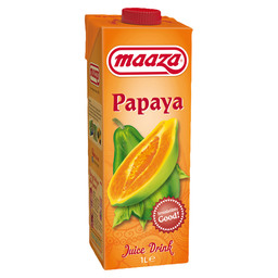 MAAZA PAPAYA
