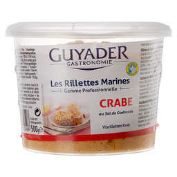 RILLETTES CRAB