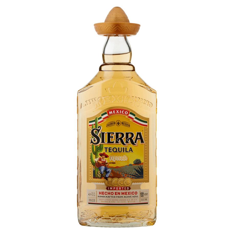 SIERRA REPOSADO TEQUILA