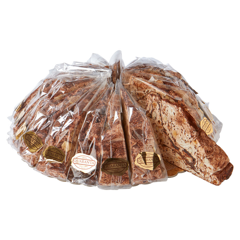 SOFT NOUGAT PIE CHOCOLATE ASSORTED