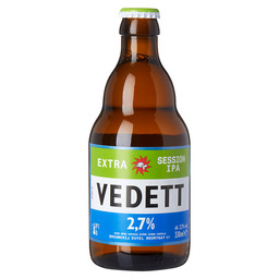 VEDETT EXTRA SESSION IPA 2.7% 33CL