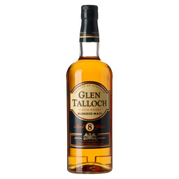 GLEN TALLOCH 8Y VATTED MALT