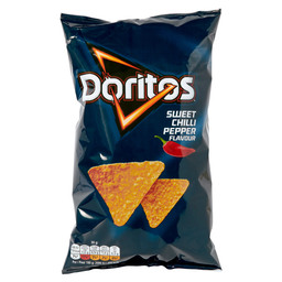 DORITOS SWEET CHILLI  PEPPER