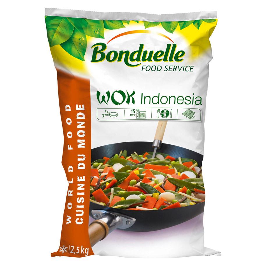WOK INDONÉSIE
