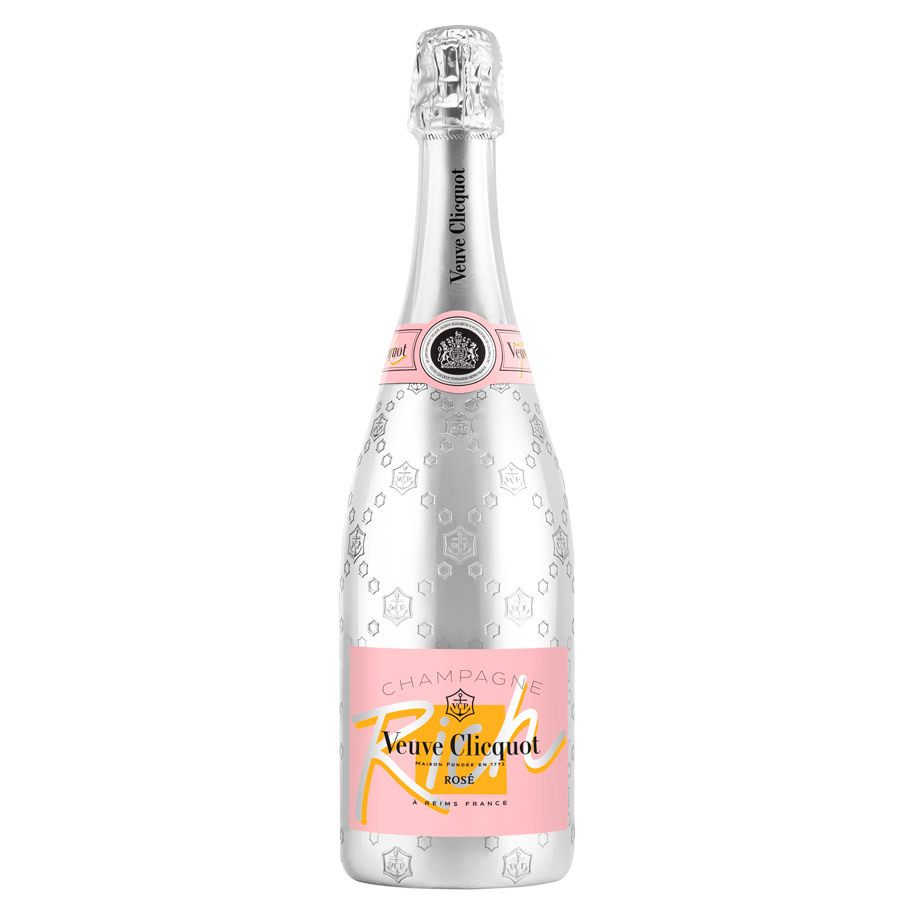 CLICQUOT RICH ROSE