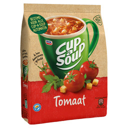 TOMATENSOEP 40P CUP A SOUP AUTOMAAT