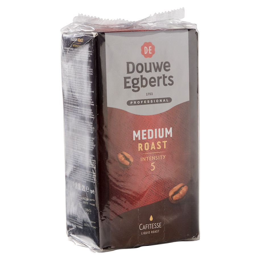 KOFFIE MEDIUM LOS/LEK ROAST CAFITESSE