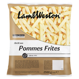 FRITES FREEZE CHILLED 18X18MM