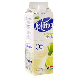 OPTIMEL DRINK LIME