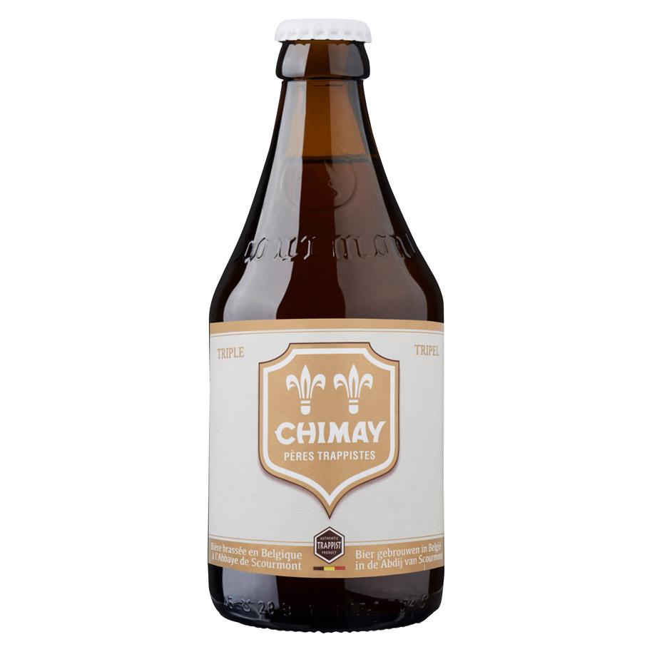CHIMAY WIT - TRIPEL BIER 33CL