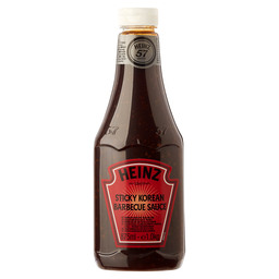 STICKY KOREAN BARBECUE SAUCE 875ML