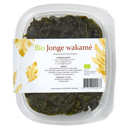 WAKAME YOUNG FRESH BIOLOGICAL