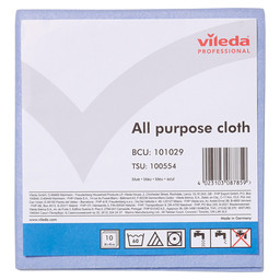 HOUSEHOLD CLOTH BLUE