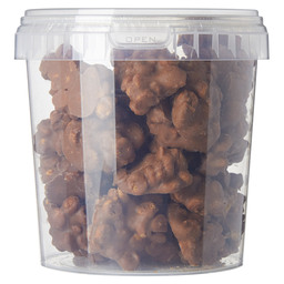 MELKCHOCOLADE  COOKIE FUDGE ROTSJES