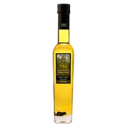 PONS INFUSED EVOO BLACK TRUFFLE 6X250ML