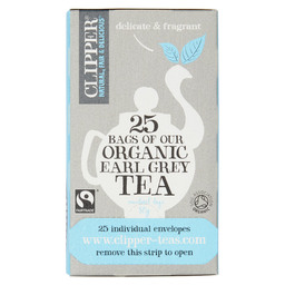 THEE EARL GREY BIO FAIRTRADE