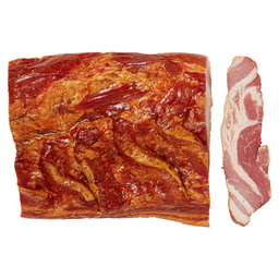 BACON LEAN SMOKED BELLY N/R Z