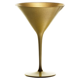 COCKTAILGLASS OLYMPIC GOLD 24CL
