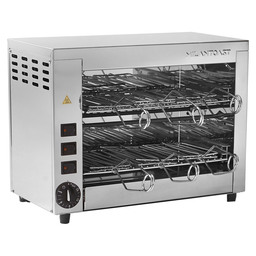 MILAN GRILL FORNETTO 6 X 500 W