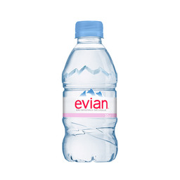 EVIAN 33CL PET