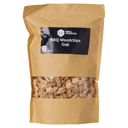 BBQ WOODCHIPS OAK
