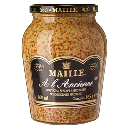MOSTERD ANCIENNE  MAILLE GROF