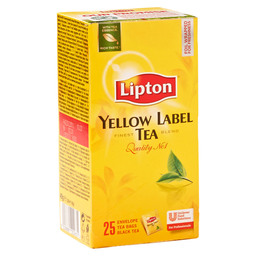 THEE YELLOW LABEL LIPTON FGS