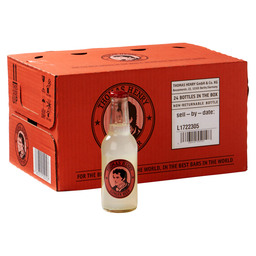 THOMAS HENRY GINGER BEER 20CL