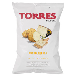 TORRES SELECTA CURED CHEESE FLAVOURED PO